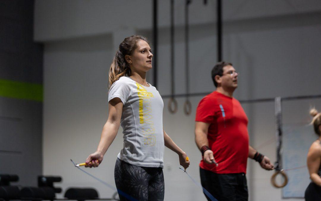 3 otázky nádejného CrossFitera