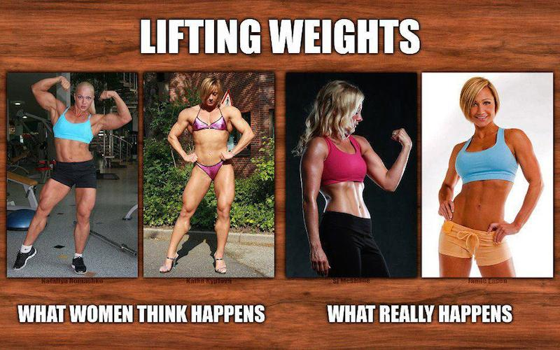 Ženy majú z CrossFitu krásne vytvarovanú a spevnenú postavu